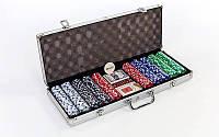 Покерный набор 300 фишек IG-2114