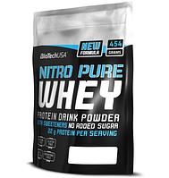 BioTech USA Nitro Pure Whey 454 g .
