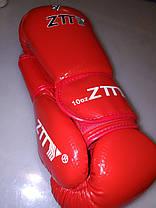 Перчатки боксерские 10oz PU, фото 3