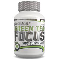 BioTech USA Green Tea Focus 90 caps.