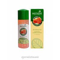 Гель для умывания Био Мед 120 мл, Биотик Bio Honey Gel 120 ml, Biotique