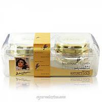 Золотой крем + гель Сияние кожи Shahnaz Husain Anti-aging Gel 24 caret Gold