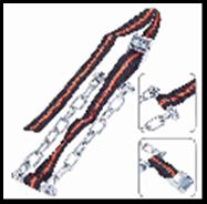 Цепи -браслеты на колеса размер XL (4шт.) (в сумке)