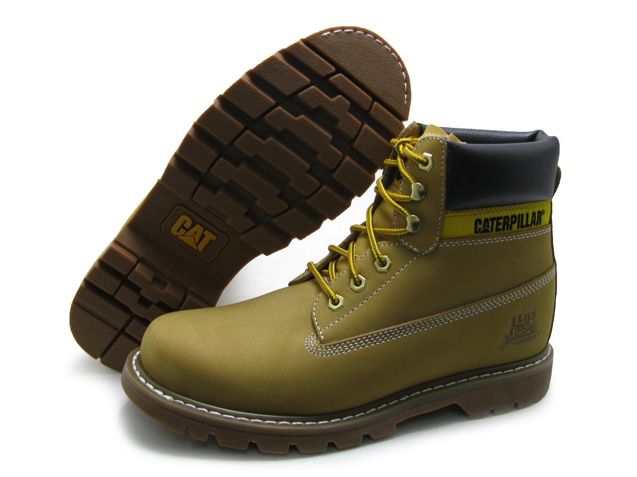 Ботинки мужские Caterpillar Winter Leisure Boots Colorado