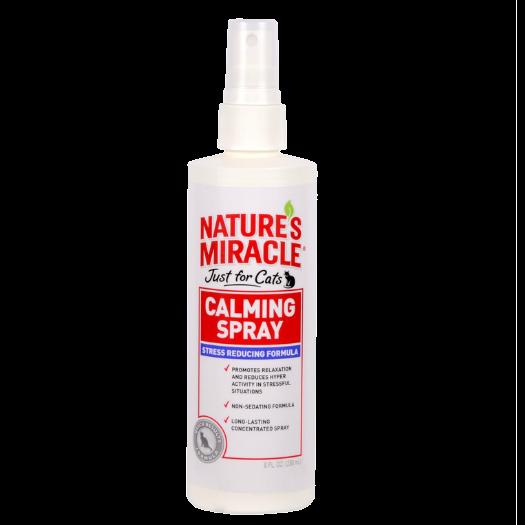 Natures Miracle спрей  антистресс для кошек 236 мл