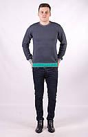Свитер под горло мужской полуприталенный бренд Harmont Blaine
