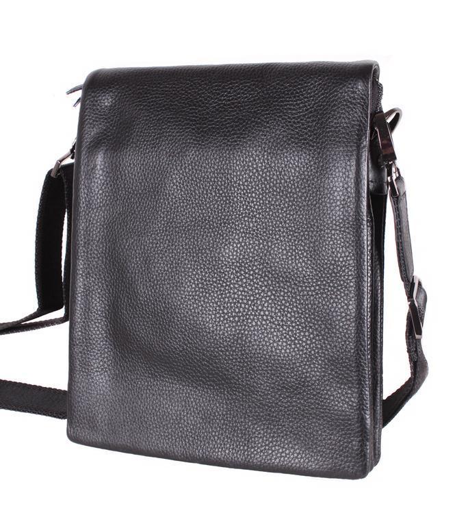 Кожаная мужская сумка 140008