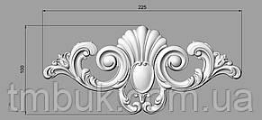 Горизонтальный декор 103 - 225х100 мм, фото 2
