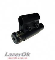 Лазерный прицел YH211 крепление на ствол