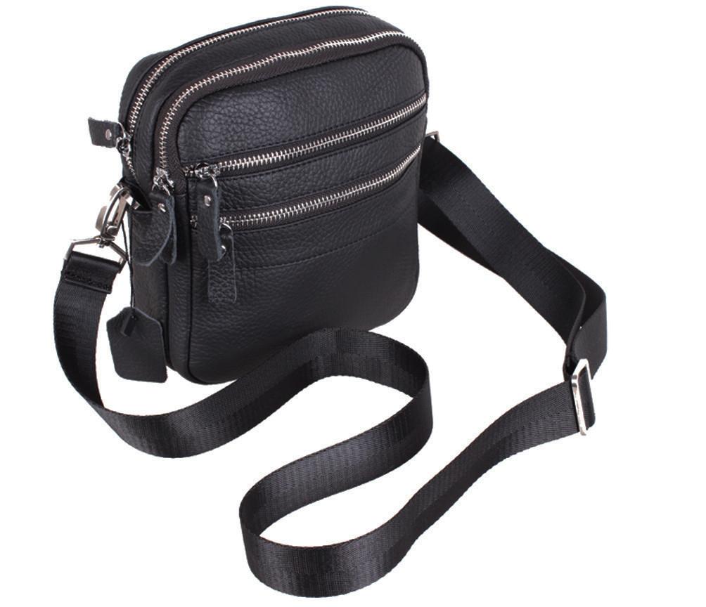 Кожаная мужская сумка 140015