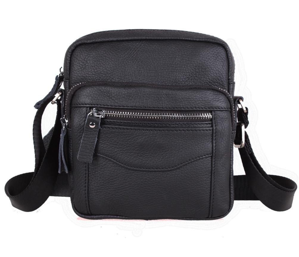 Кожаная мужская сумка 140016