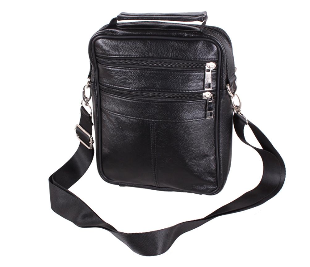 Кожаная мужская сумка 140020