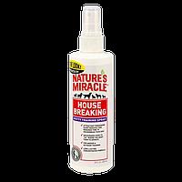 Nature's Miracle спрей для привчання щеняти до туалету 237 мл