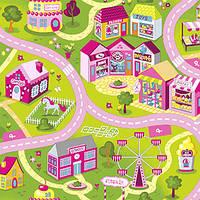 Коврик дорога для детей Свит Таун