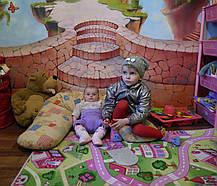 Детский ковролин Свит Таун, фото 2