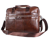Кожаная мужская сумка 140030, фото 1