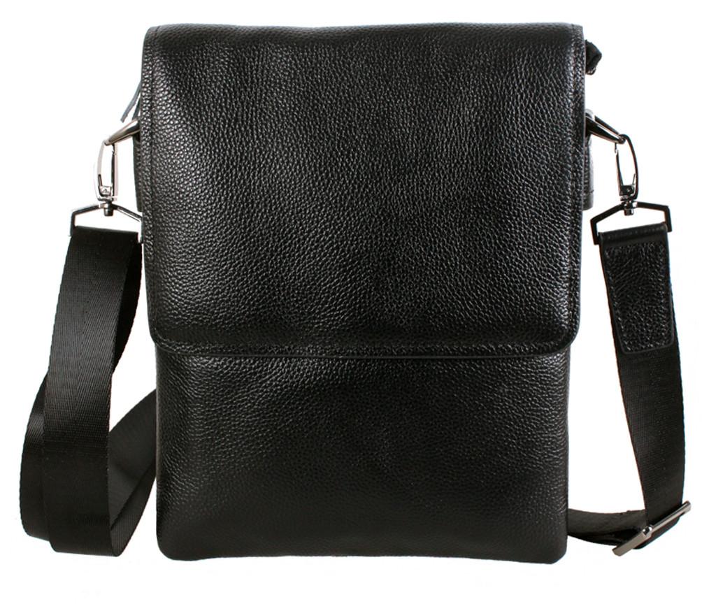 Кожаная мужская сумка 140034