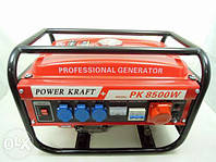Электрогенератор Kraft 4.5 кВт трехфазный
