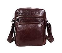 Кожаная мужская сумка 140041, фото 1