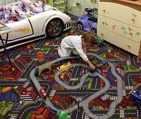 Коврик детский город Биг Сити, фото 1