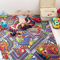 Детский ковролин Биг Сити, фото 2