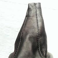 Чехол КПП ВАЗ-2110 кожаный