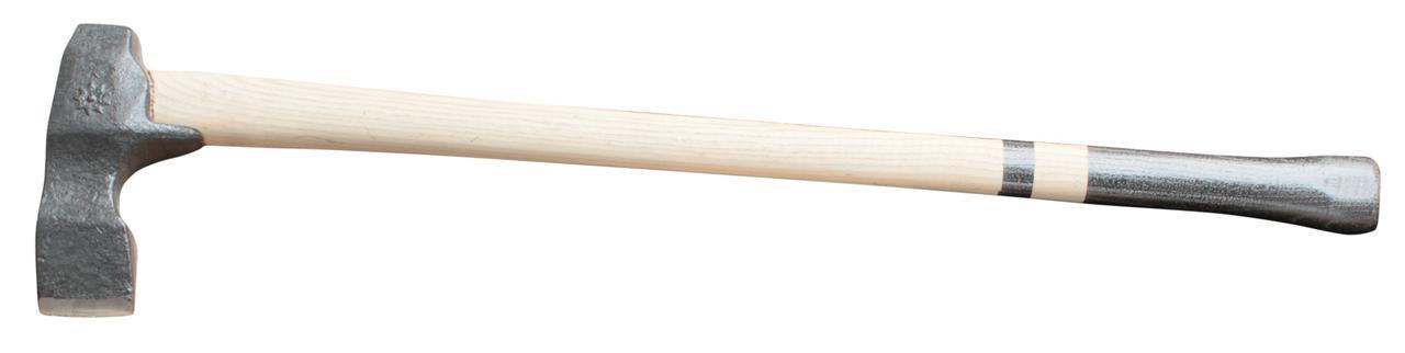 Колун 1500 г со щеками, ручка из ясеня