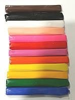 ПОЛИМЕРНАЯ ГЛИНА (термопластилин) в наборе 12 цветов