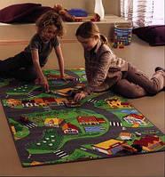 Детский теплый коврик LITTLE GOLIATH 90