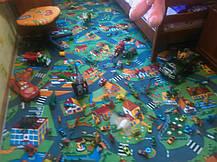 Мягкие детские ковры LITTLE GOLIATH 90, фото 2