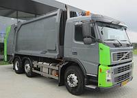 Насос гидравлики мусоровозов Geesink Norba серии T6CCZ B25 B17