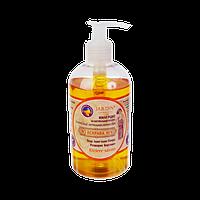 «Яркая ночь». Натуральное мыло-гель для душа с эфирными маслами без SLS Riviere savon