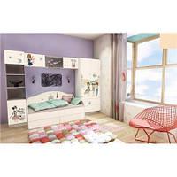 Детская комната Гламур