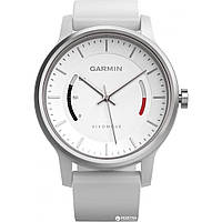 Garmin Vivomove Sport, White with Sport Band (010-01597-01)