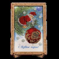 Вышивка Бисером Открытка для вышивания бисером FLO-062 Волшебная страна Украина
