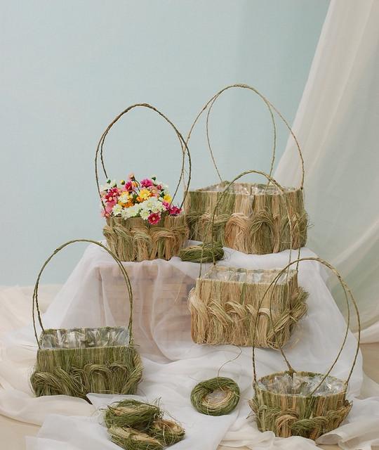 Эксклюзивные корзинки для цветов. Новинка!