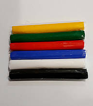 ПОЛИМЕРНАЯ ГЛИНА (термопластилин) в наборе 6 цветов