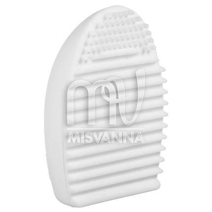 Емкость для промывки кистей, резина (белая), фото 2