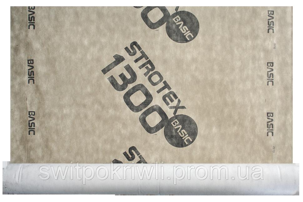 Strotex 1300 супердифузионная мембрана