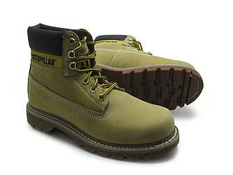 Ботинки CATerpillar женские