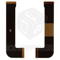 Шлейф для мобильного телефона Meizu MX, межплатный, с компонентами