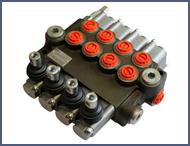 Гидрораспределитель Hydrocontrol HC-M45 моноблочный