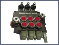 Гидрораспределитель Hydrocontrol HC-M50 моноблочный
