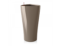 Вазон Delta 40, серо-коричневый, Lechuza 75*40 см