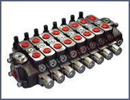 Гидрораспределитель Hydrocontrol   HC-D3 секционный