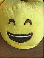 Тапочки домашние смайл smile
