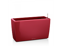 Вазон Cararo, красный глянец, Lechuza 75*30*43 см