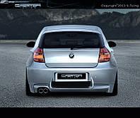 БАМПЕР ЗАДНИЙ BMW E87