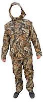 Костюм (штаны,куртка) демисезонный, камуфлированный охота-рыбалка , ткань х/б хлопок