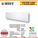 Тёплый плинтус UDEN-100 керамический электронагревательный UDEN-S, фото 2